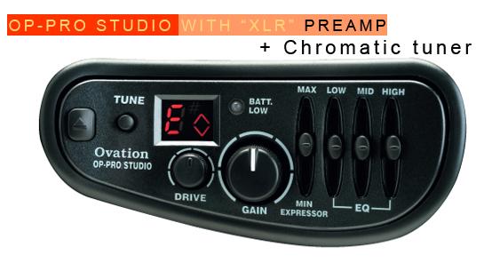 OP-Pro Studio with XLR