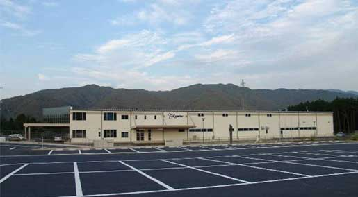 ENTIRE BUILDING of Takamine factory