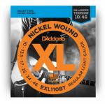 EXL110BT Daddario Balanced Tension Sets