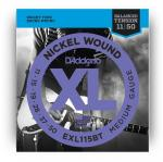 EXL115BT Daddario Balanced Tension Sets