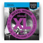 EXL120BT Daddario Balanced Tension Sets